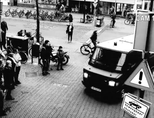 Hazer – Boekwinkel de Vries in Haarlem gekraakt